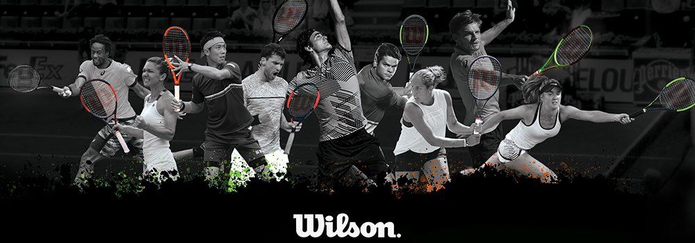 Cung cấp các sản phẩm thể thao Wilson chính hãng như vợt tennis wilson, giày tennis wilson, phụ kiện thể thao...