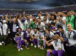 Real vô địch Champions League 2017