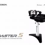 Máy Căng Vợt Cầu Lông Điện Tử Redson Master 5 – Máy Điện Tử