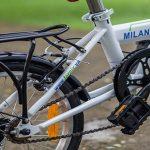 Xe Đạp Gấp Thể Thao Fornix Milan 1