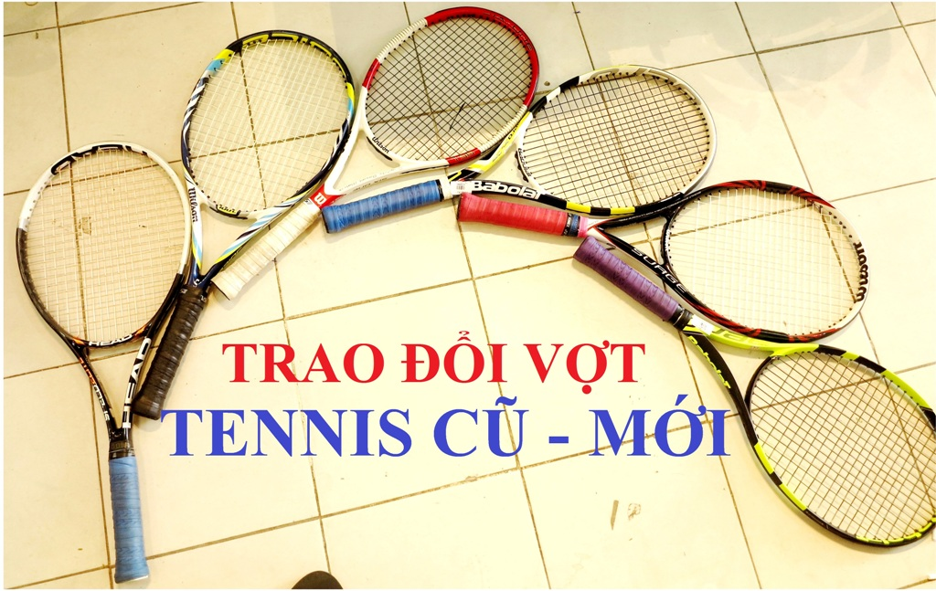 Vợt Tennis Cũ 280gr – Babolat Aero Pro Team Wimblondon