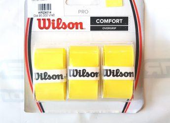 cuốn cán vợt Wilson Pro Overgip Comfort