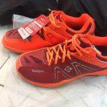 Giày Cầu Lông Kumpoo KH 16 – Màu Đỏ (Hết Hàng)