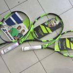 Vợt Tennis Babolat Pure Aero Team 2018 (285gr)