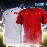 Áo Bóng Đá Đội Tuyển Việt Nam Năm 2018 – Grand Sport