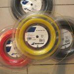 Dây Cước Tennis Babolat Pro Hurrucane Tour 17 – Màu Vàng (1 sợi)