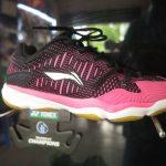 Giày Cầu Lông LiNing Nữ AYTM078-1