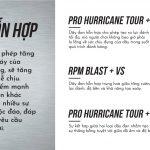 Mix Dây Cước Tennis Babolat RPM Blast + VS