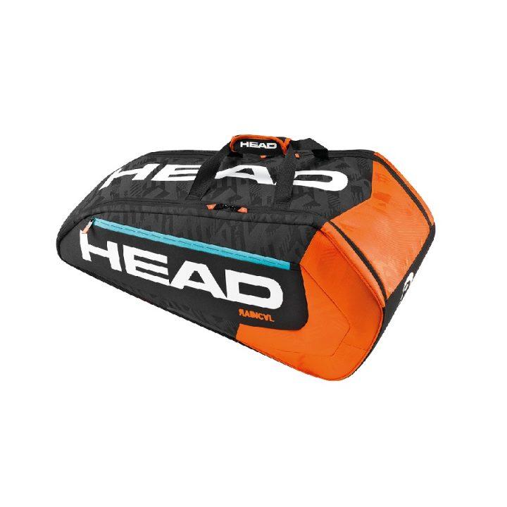 Bao Vợt Head Radical 9R Supercombi black/orange (283196)