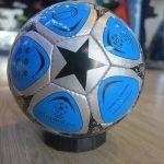 Quả Bóng Đá Trẻ Em Champions League Size 4 – Màu Xanh