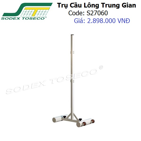 Trụ Cầu Lông Sodex Toseco Trung Gian – S27060