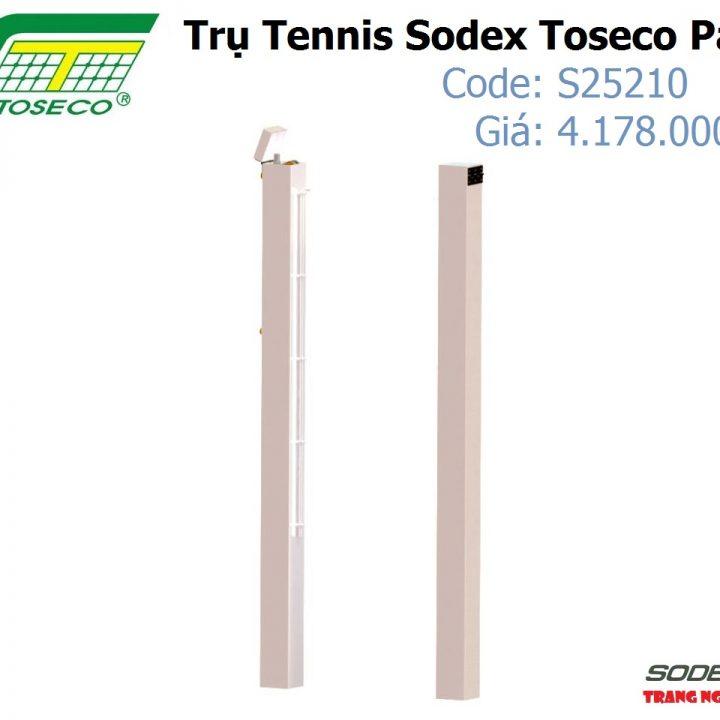 Trụ Tennis Sodex Toseco Padel – S25210