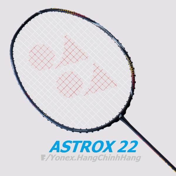Vợt Cầu Lông Yonex Astrox 22 – Phiên bản T9.2018 nhẹ 68gr