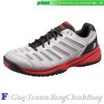 Giày Tennis Prince Basic 2018 – DPS814 (Màu trắng/đỏ/đen) (hết hàng)