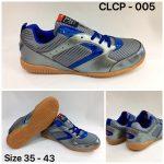 Giày Cầu Lông Chí Phèo Năm 2019 CLCP-005 – Màu Ghi / Xanh