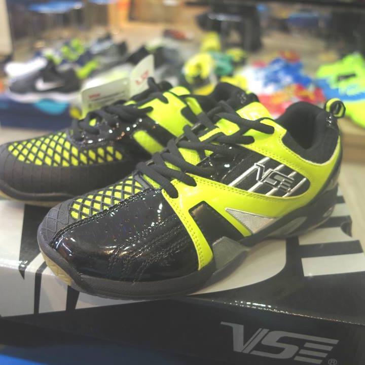 Giày Cầu Lông Venson – Màu Đen /Vàng Chanh (còn 1 đôi size 38)