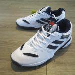 Giày Tennis Chí Phèo 046 – Màu Trắng Đen