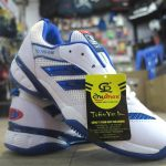 Giày Tennis Chí Phèo 046 – Màu Trắng Xanh
