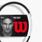 Vợt tennis Wilson Pro Staff 97L Limited Năm 2019 (290gr)