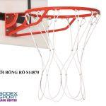 Lưới Bóng Rổ Sodex S14870 Cao Cấp – Cáp Sắt Bọc Nhựa 5mm