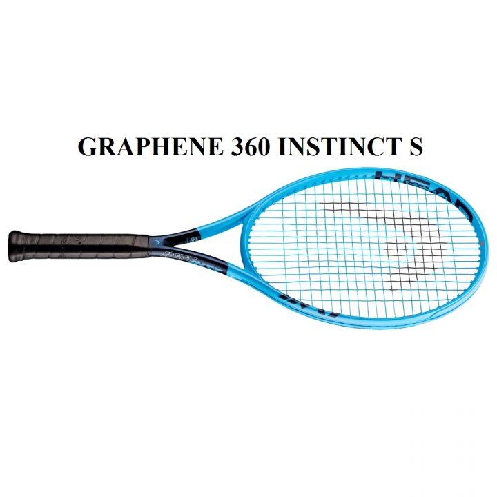 Vợt Tennis Head Graphene 360 Instinct S (285gr)