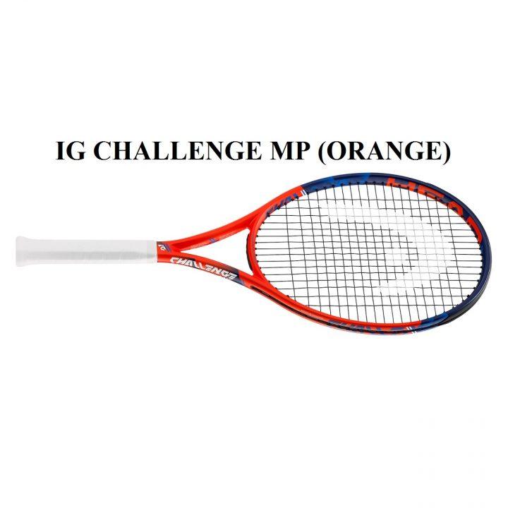 Vợt Tennis Head IG Challenge MP Orange (270gr)