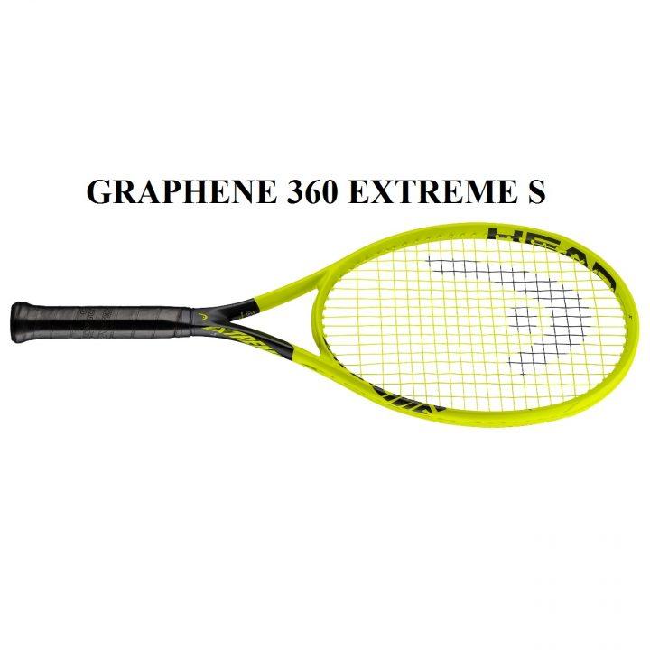 Vợt Tennis Head Graphene 360 Extreme S 2019 (280gr)