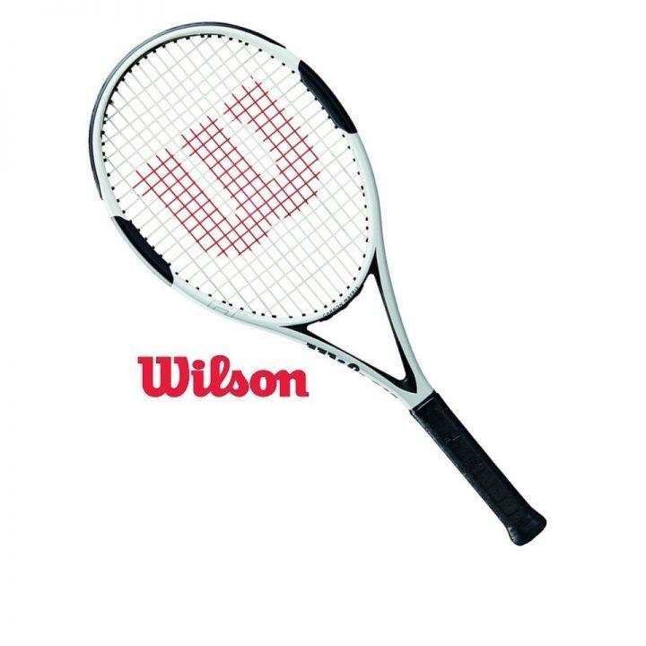 Vợt Tennis Wilson H6 TNS FRM 2 Năm 2019 (260gr)