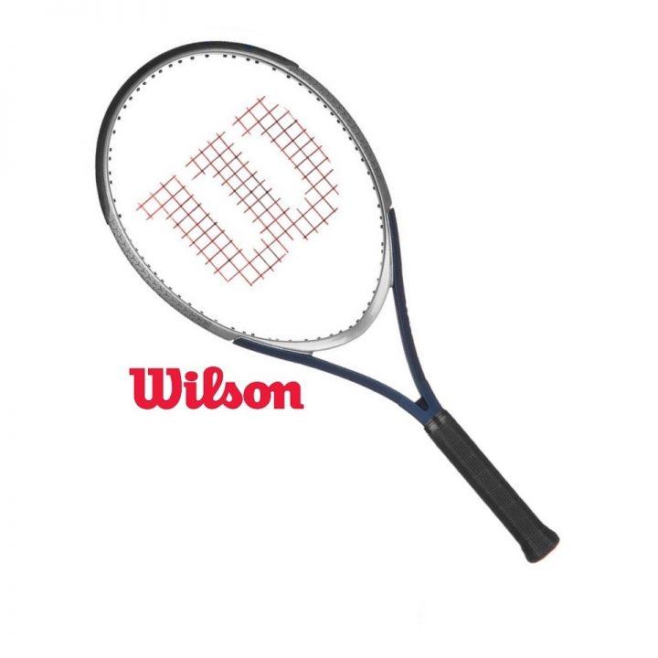 Vợt Tennis Wilson Triad XP 3 TNS FRM 2 Năm 2019 (262gr)