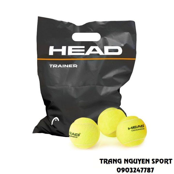 Bóng Tennis Head Luyện Tập Chuyên Nghiệp 2019- Túi 72 quả