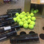 Bóng Tennis Cũ Năm 2020 (Hộp 4 quả 1 lượt chơi)
