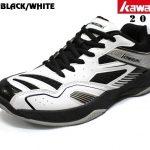 Giày Cầu Lông Kawasaki K159 Black/White – Năm 2019