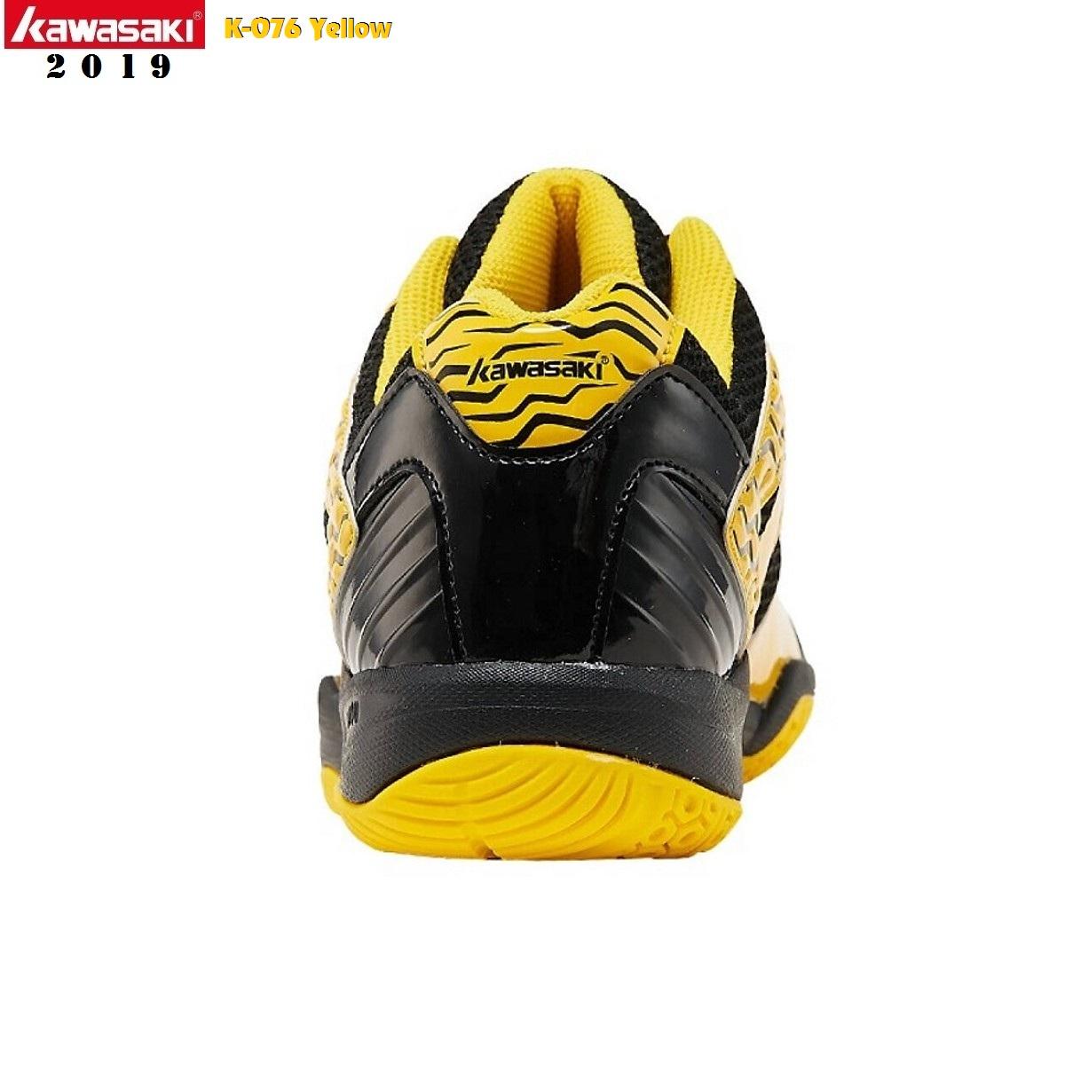 Kết quả hình ảnh cho giày kawasaki 076 vàng