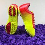 Giày Đá Bóng Trẻ Em Prowin Los-Angeles – Màu Đỏ Vàng