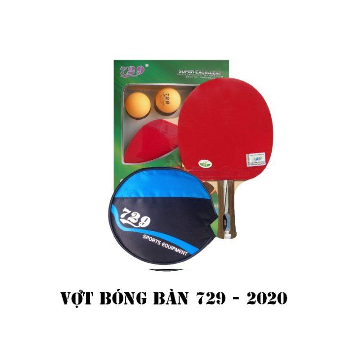 Vợt Bóng Bàn 729 – 2020