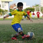 Giày Đá Bóng Prowin FM1401 – Cho Trẻ Em