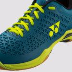 Giày Cầu Lông Yonex Power Cushion Eclipsion X – Turquoise / Yellow
