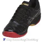 Giày Tennis Asics Solution Speed FF L.E Black/Rich Gold Năm 2019 ( HẾT HÀNG)