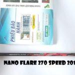 Vợt Cầu Lông Yonex Nanoflare 270 Speed – Bứt Phá Tối Đa
