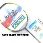 Vợt Cầu Lông Yonex Nanoflare 370 Speed – Công Siêu Tốc Độ