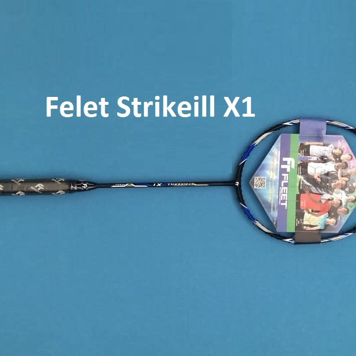 Vợt Cầu Lông Felet Strikekill X1