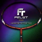 Vợt Cầu Lông Felet Sport Force II – Màu Đen Tím