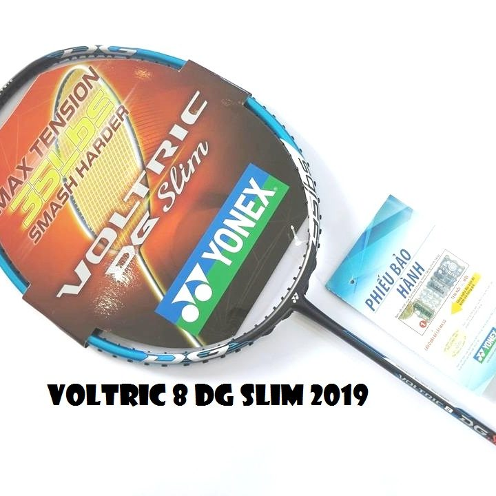 Vợt Cầu Lông Yonex Voltric 8 DG Slim – New 2019
