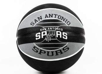 Quả Bóng Rổ Spalding NBA Team San Antonio Spurs – Size 7