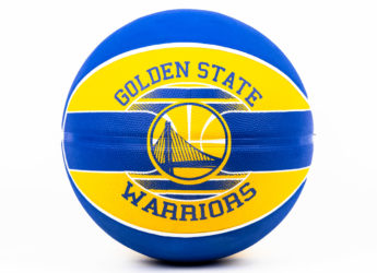 Quả Bóng Rổ Spalding NBA Team Golden State Warriors – Size 7