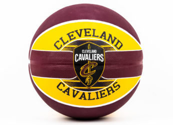 Quả Bóng Rổ Spalding NBA Team Cleveland Cavaliers – Size 7