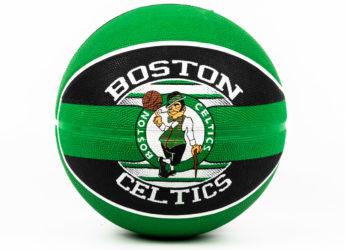 Quả Bóng Rổ Spalding NBA Team Boston Celtics - Size 7