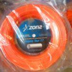 Dây Cước Tennis Zons Polymo Tour 17 – Màu Cam ( Sợi)