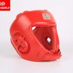 Mũ võ thuật Kangrui KS541 – Màu Đỏ