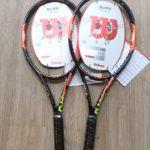 Vợt Tennis Wilson Burn 100 Team (267g) (hết hàng)
